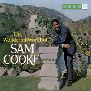 The Wonderful World Of Sam Cooke (Remastered) Albumcover