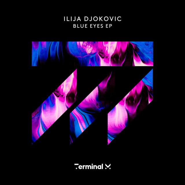 Album cover for Blue Eyes by Ilija Djokovic