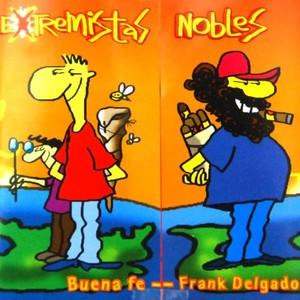 Extremistas nobles Albumcover