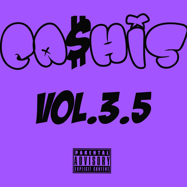 Ca$His, Vol. 3.5