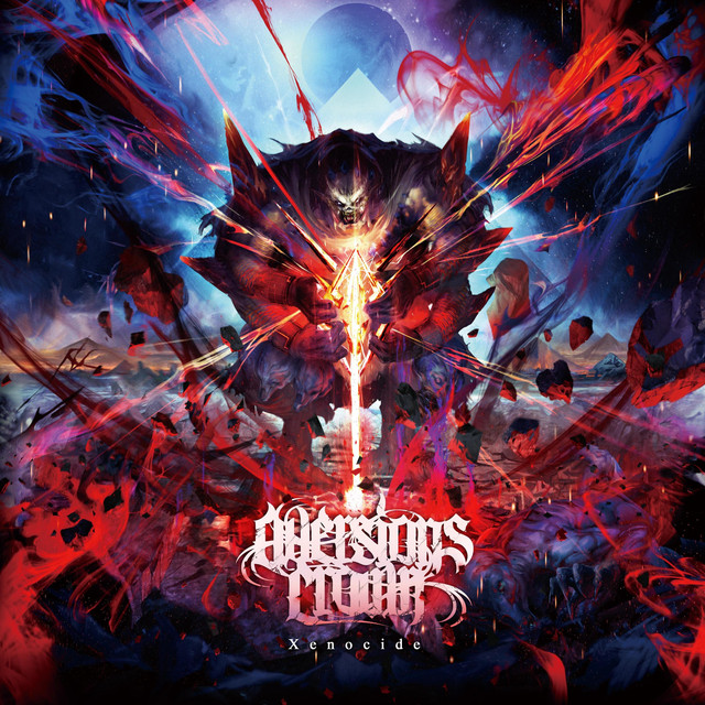 Album cover for Xenocide by Aversions Crown