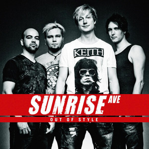 Sunrise Avenue Sweet Symphony cover