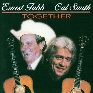 Ernest Tubb, Cal Smith Driftwood On The River cover