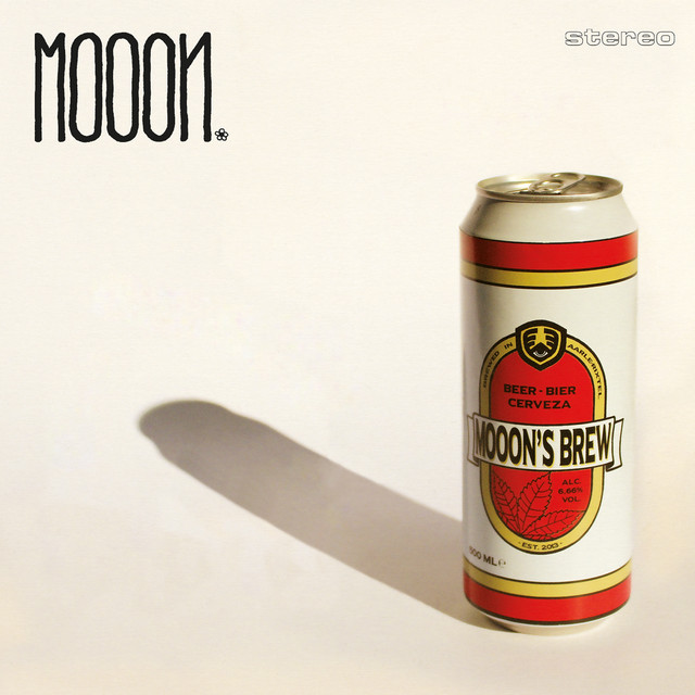 Album cover for MOOON's Brew by Mooon