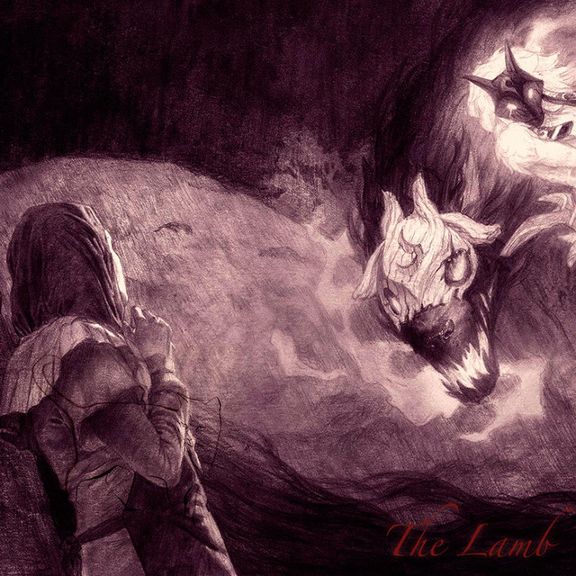 Album cover for The Lamb by The Lamb