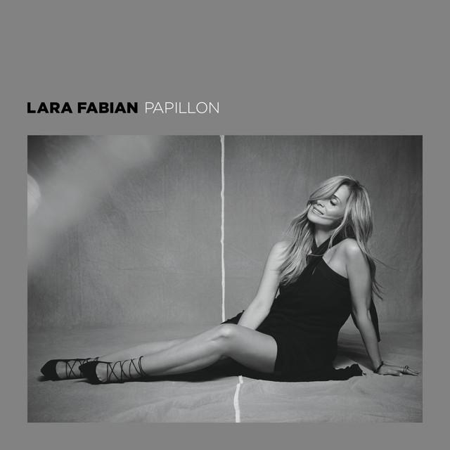 Album cover for Papillon by Lara Fabian