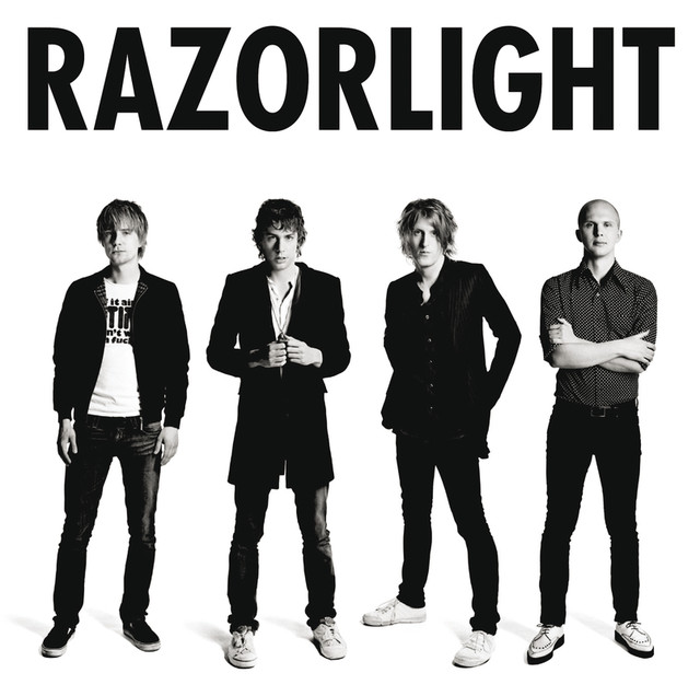Album cover for Razorlight by Razorlight