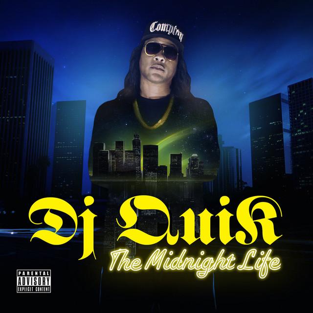 DJ Quik The Midnight Life album cover