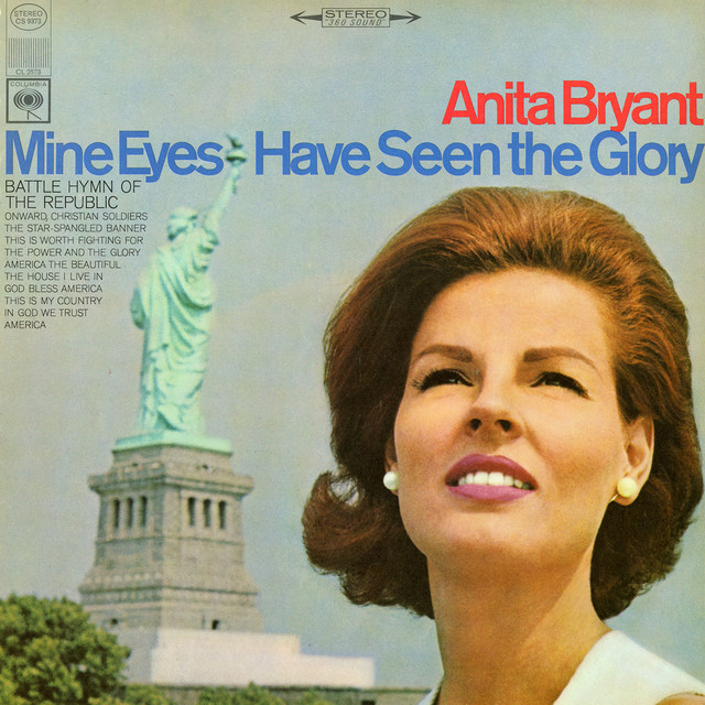 Mine       Eyes    Have Seen the Glory by    Anita       Bryant    on Spotify