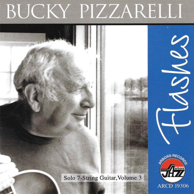 Bucky Pizzarelli Flashes album cover