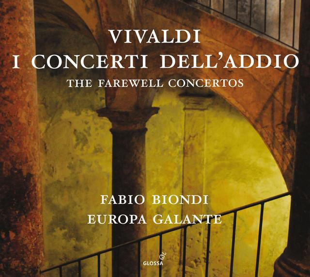 Vivaldi: I concerti dell'addio