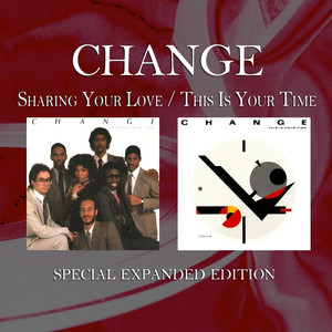 Sharing Your Love / This Is Your Time (Special Expanded Edition) album