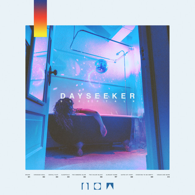 Album cover for Sleeptalk by Dayseeker