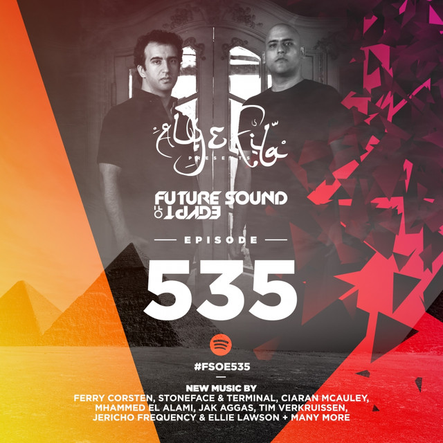 Future Sound Of Egypt Episode 535