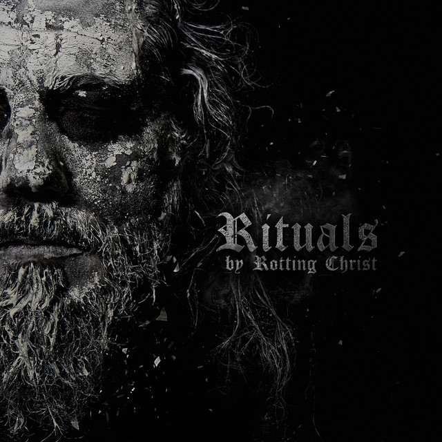 Album cover for Rituals by Rotting Christ