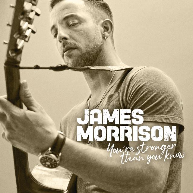 Album cover for You're Stronger Than You Know by James Morrison