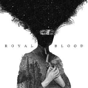 Royal Blood Little Monster cover