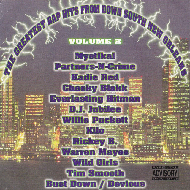 The Greatest Rap Hits from Down South New Orleans Vol  2 by Various