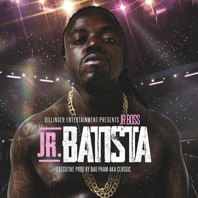 Album cover for Batista by J.R. Boss