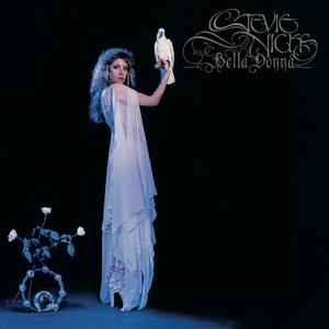 Stevie Nicks Blue Lamp - From