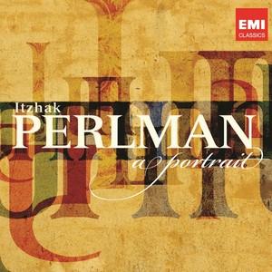 Itzhak Perlman A Portrait Albumcover