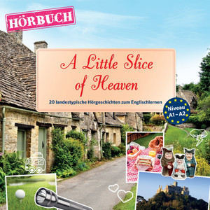 Pons Hörbuch Englisch: A Little Slice of Heaven (20 Landestypische Hörgeschichten Zum Englischlernen, A1-A2) Audiobook