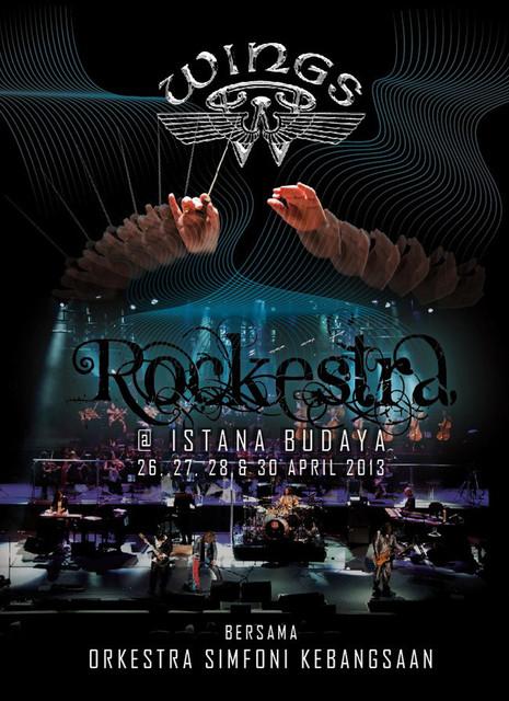 Wings Rockestra @ Istana Budaya