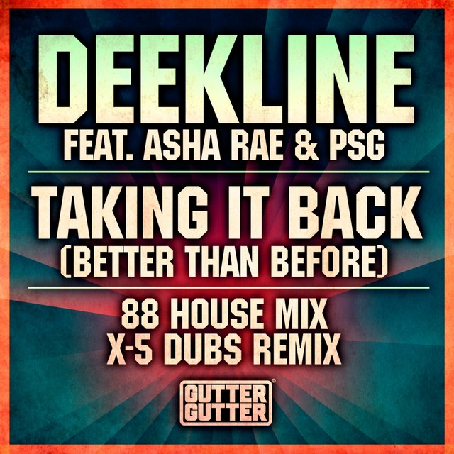 Taking It Back (Better Than Before) (Remixes)