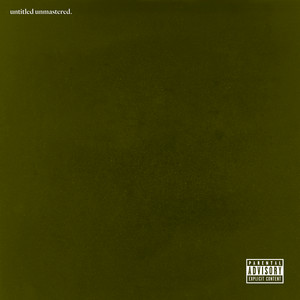 untitled unmastered. Albümü