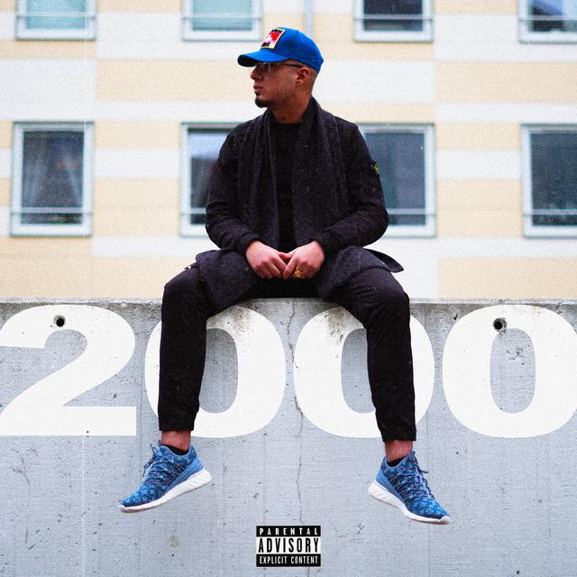 Album cover for 2000 by ZK