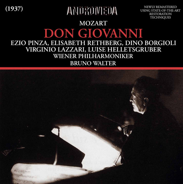 mozart don giovanni k 527 by wolfgang amadeus mozart on