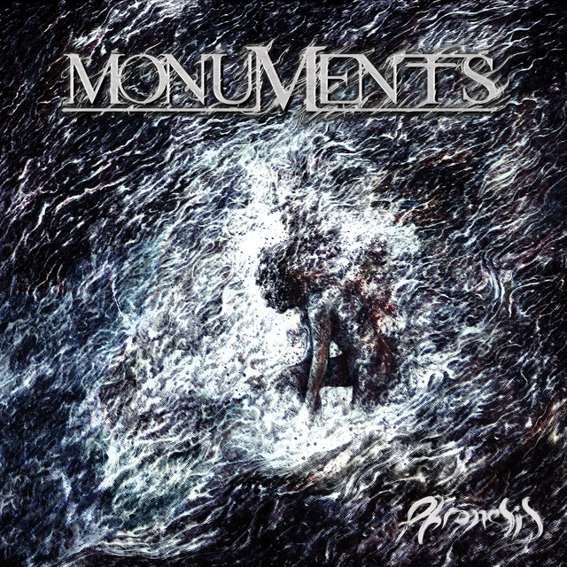 Album cover for Phronesis by Monuments