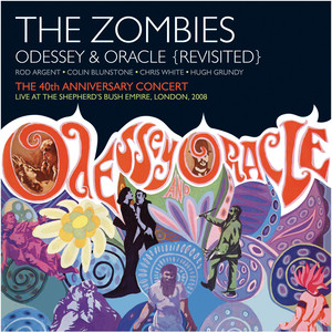 The Zombies What Becomes of the Broken Hearted cover