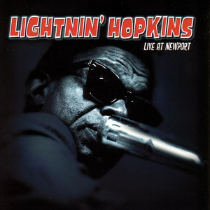 Live At Newport - Lightnin Hopkins