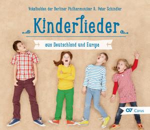 Kinderlieder aus Deutschland und Europa - Traditional