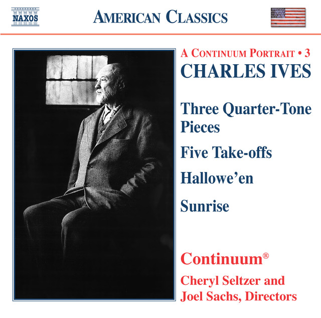 the different works of charles ives Charles ives was the son of george ives, a danbury, connecticut bandmaster and a musical experimenter whose approach heavily influenced his son charles ives' musical skills quickly developed he was playing organ services at the local presbyterian church from the age of 12 and began to compose at 13.