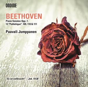 Beethoven: Piano Sonatas, Opp. 7, 13, 109, 110 & 111 Albümü