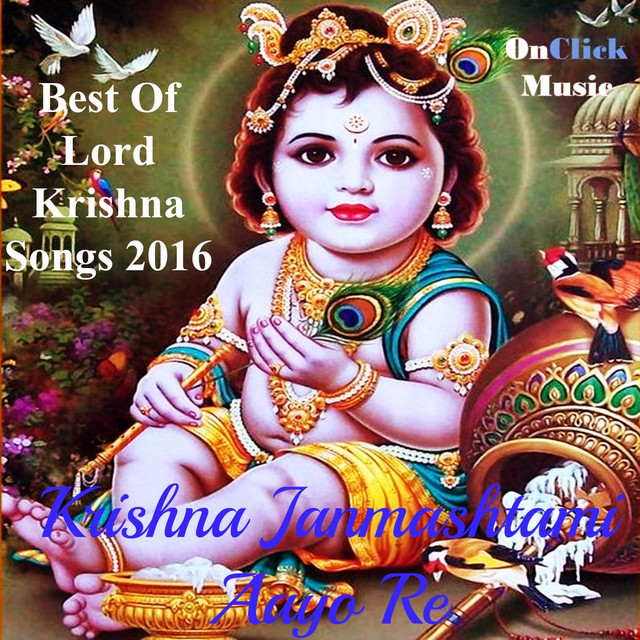 Hey Krishna - Recital of 36 Names of Lord Krishna, a song by Kailash
