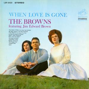 When Love Is Gone album