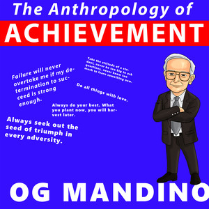 The Anthropology of Achievement Audiobook