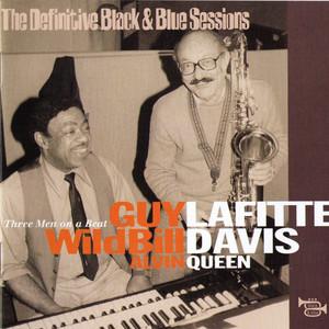 Three Men On A Beat (Paris, France 1983) [The Definitive Black & Blue Sessions] album