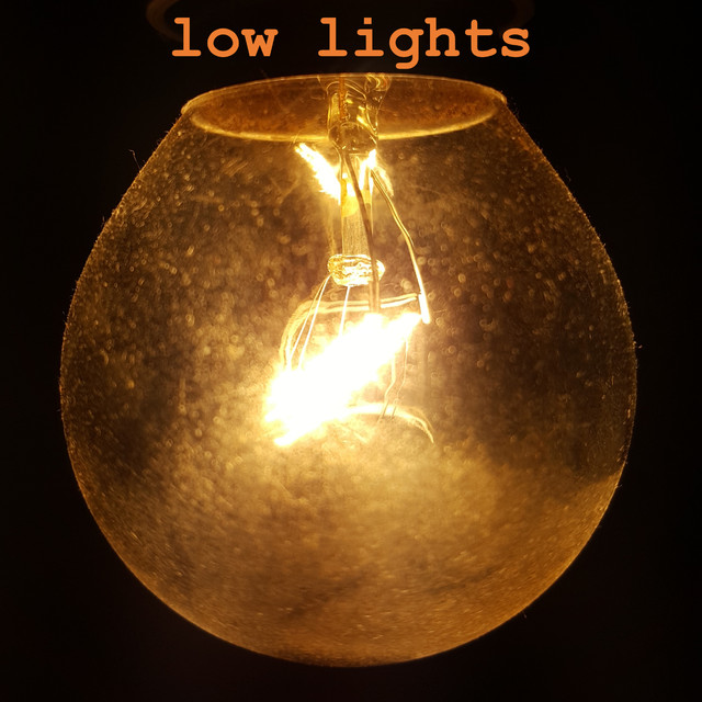Album cover for Low Lights by River