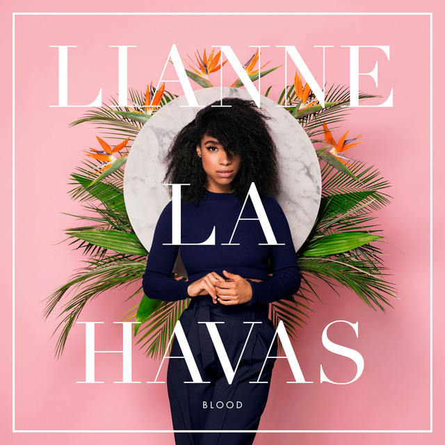 Lianne La Havas Blood (Solo) album cover