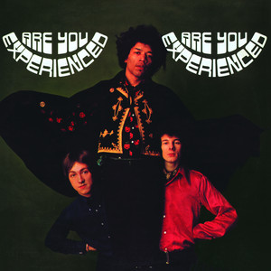 Are You Experienced Albumcover