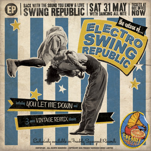 Swing Republic You Let Me Down cover