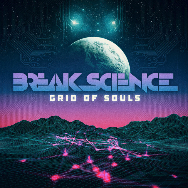 Album cover for Grid of Souls by Break Science