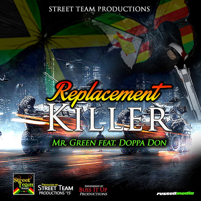 Replacement Killer (feat. Doppa Don)