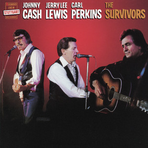 The Survivors Live Albumcover