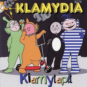 Klamytapit Albumcover