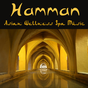 Hamman – Asian Wellness Spa Music for Relaxation, Massage, Yoga, Sound Therapy & Spa Relaxation during Arabian Nights Albumcover